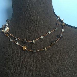 Sigrid Olsen Stone Bead Necklace